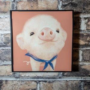 Little Piggy Frame